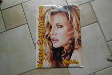 Kim Basinger Kalender 1997 - ovp in Folie - 42,5 x 29,5 cm Posterkalender