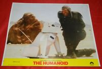 1979 Set of 8 Vintage Movie Photos from The Humanoid, Richard Kiel, Barbara Bach