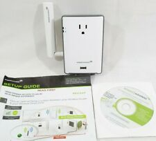 Amped Wireless High Power AC1200 Wi-Fi Range Extender REC22PG Plug In - Tested