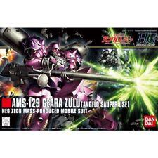 BANDAI Gundam Gunpla 1/144 HGUC AMS-129 Geara Zulu Angelo Sauper Use Kit
