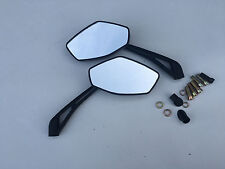 Brand New Mirrors Pair 10mm For Skyjet SJ125-23/24/26 & 27 Kaisar XTR 125 XTRS