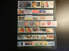 *U.S. COMMEMS.* LOT OF SEVENTY-EIGHT (78) ALL DIFFERENT USED