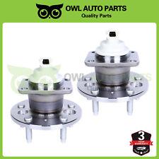Pair Rear Wheel Hub Bearing And Hub Assembly for Chevy Impala Pontiac Grand Prix