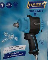"Hazet 9012MTT Twin Turbo Mini Druckluft Schlagschrauber 1600 Nm extra kurz 1/2"""