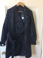 Trench Dry-clean Only Solid Coats, Jackets & Vests for Women