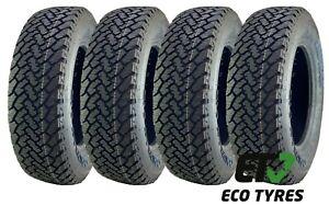 1X  Tyre 225 65 R17 102T All Terrain A/T OWL OutLine Lettering GRIPMAX