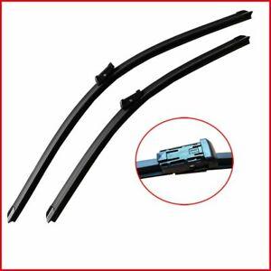 "2PCS Windshield Wiper Blades For Volkswagen Passat 2006-2010 OEM Quality 24""+19"""