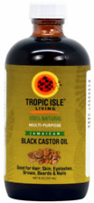 Tropic Isle Living 100% Natural Multi-Purpose Jamaican Black Castor Oil - 8oz
