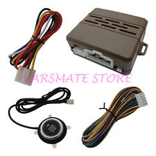 Universal Smart Car Remote Start Kit/Module With Engine Start Stop Push Button