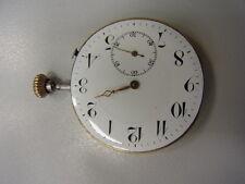 0598-99- 3 Uhrenwerke ZB 4,5-4,3 cm 2 Werke ohne Zifferblatt
