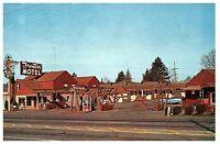 Frontier Motel, Portland, OR Vintage Postcard Posted 1960