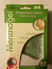 MenthoGel Foot Care Heel Protector Pack of 2
