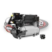 2003-2006 Mercedes E500 W211 Airmatic Suspension Air Compressor Pump w/ Relay