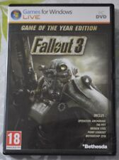 Fallout 3 Game of the Year edition (version française) - pour PC