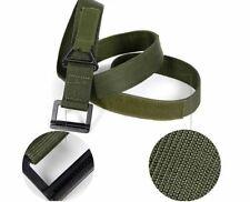 Armeegürtel Tactical Belt Riggerbelt Spezialeinheiten olivgrün