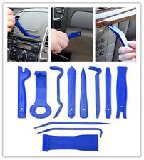 11X Blue Nylon Autos Panel  Audio Stereo GPS Molding Removal Install Tools Kit