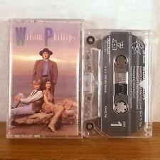 Wilson Phillips Self Titled Tape Cassette Album Chrome SBK M-