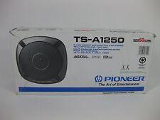 "Pioneer Car Stereo Speakers TS-A1250 50w Maxxial Flush Mount 12 cm (5"") N.I.B."