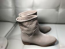 Michael kors Tan Suede Ankle Boots Size 7M