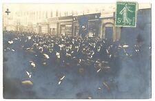 CPA 73 Chambéry Manifestation du 8  février 1914 organisée par le Parti Libéral