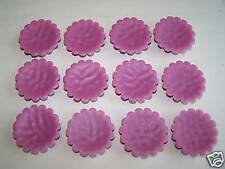 12 Tarts - Wax Melts - Hand Poured - Super Scented - 12 Black Raspberry Vanilla