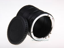 Macro Extension Tube for Canon 650D 600D 550D 500D 60D 450D 1100D 1000D 7D 5D II