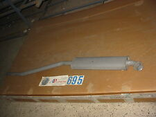 193306 MARMITTA CENTRALE( MUFFLER /AUSPUFF )BMW  518I E28 81>86
