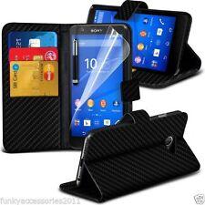 Étuis, housses et coques etuis portefeuilles Sony Xperia SP pour téléphone mobile et assistant personnel (PDA)