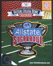 2018 ALLSTATE SUGARBOWL OFFICIAL NCAA JERSEY PATCH ALABAMA CLEMSON