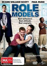 ROLE MODELS Seann William Scott, Paul Rudd DVD NEW