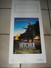 THE HITCHER Rutger Hauer LOCANDINA