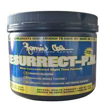 Ronnie Coleman Resurrect Anabolic Growth & Muscle Recovery Supplement Blue Razz