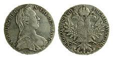 pcc1939_1) AUSTRIA - Maria Teresa d'Austria (1740-1780) - Tallero 1780