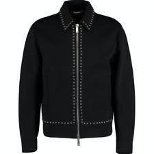 DSQUARED2 Studded Light Weight Jacket - Black - M