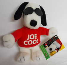 Applause Peanuts Collection Kohl's Joe Cool Snoopy Mini Bean Bag-Beanie