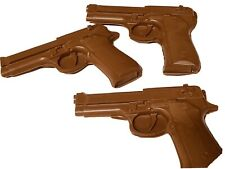 Novelty chocolate gun