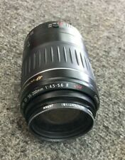 Canon Zoom Lens EF 55-200mm f/4.5-5.6 II USM Ultrasonic -Made In Japan
