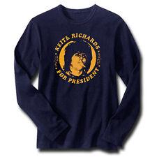 Keith Richards For President Long Sleeve T-Shirt