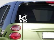 "Moose love 6"" STICKER *F185* DECAL deer alaska canada maine antlers bull moose"