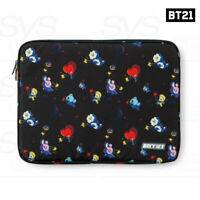 BTS BT21 Official Authentic Goods Space Squad Pattern Laptop Pouch 15inch