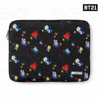 BTS BT21 Official Authentic Goods Space Squad Pattern Laptop Pouch 15inch