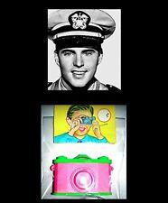 Ricky Nelson 1950s Photo Hollywood Movie Star Mini Camera Viewer Hong Kong COA