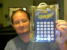 LARGE DISPLAY BASIC CALCULATOR IDEAL FOR DISABLED /SPECIAL NEEDS CHRISTMAS GIFT!