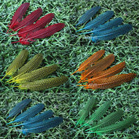 Wholesale, 10-500pcs beautiful natural color pheasant feather wings 6-8 inches