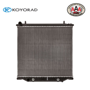 AAA (KOYORAD) RADIATOR Fits HOLDEN COLORADO TD RG (2012 - on) AUTO Diesel