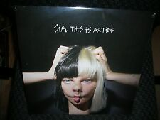 Sia ***This Is Acting **Brand New Record LP Vinyl Free Download