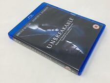 New listing Unbreakable Blu-ray (2008) Bruce Willis, Samuel L. Jackson, M. Night Shyamalan