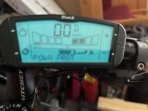 Bionx G2 Display Konsole mit Halterung Super Zustand Alles 100% Ok