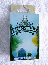 Disney * MONSTERS UNIVERSITY * New & Sealed 2-Pin Mystery Box