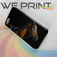 APPLE iPhone 4/4s mobile phone clip on case - RACE HORSE - 3D wrap around case